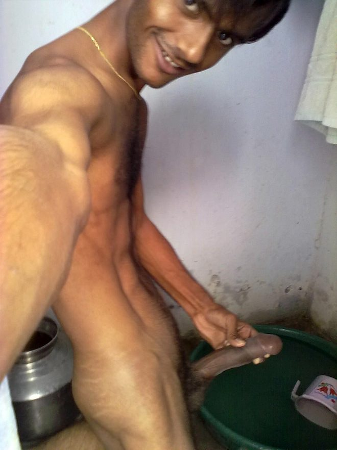 Big indian gay dick