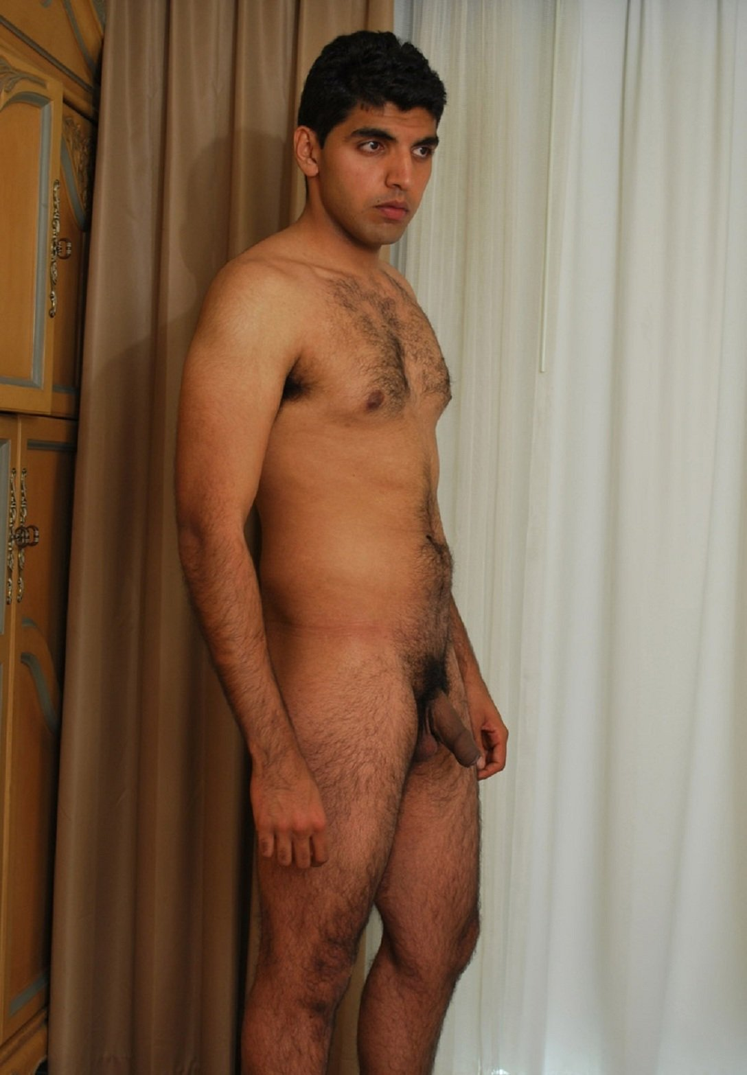 gay nude hairy men