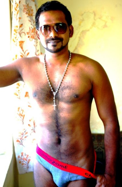 Indian gay men naked