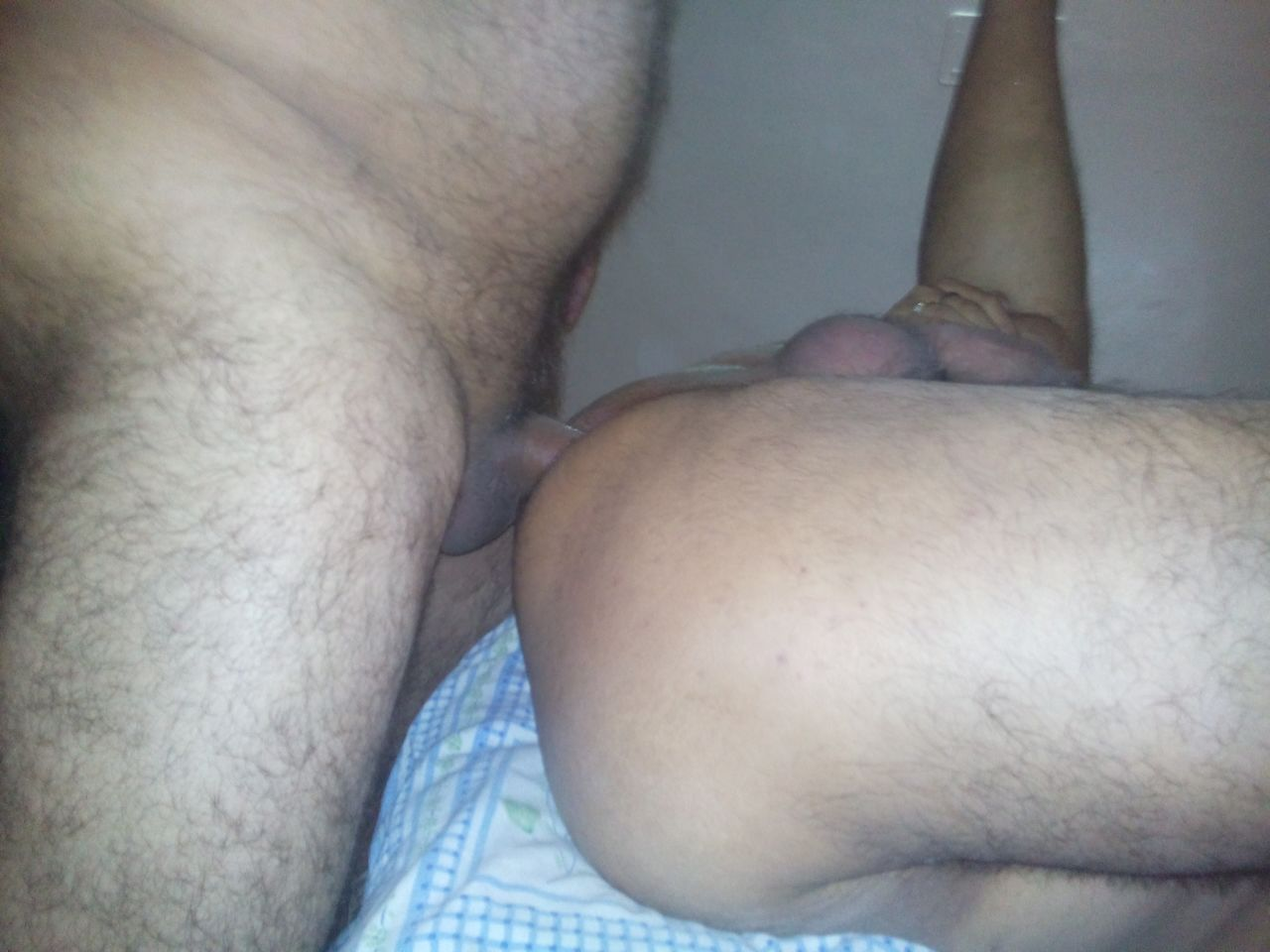 His uncles huge cock