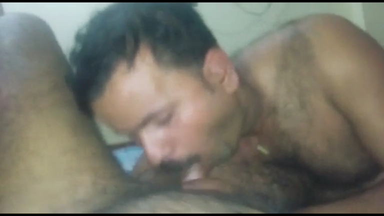 Desi gay blowjob video