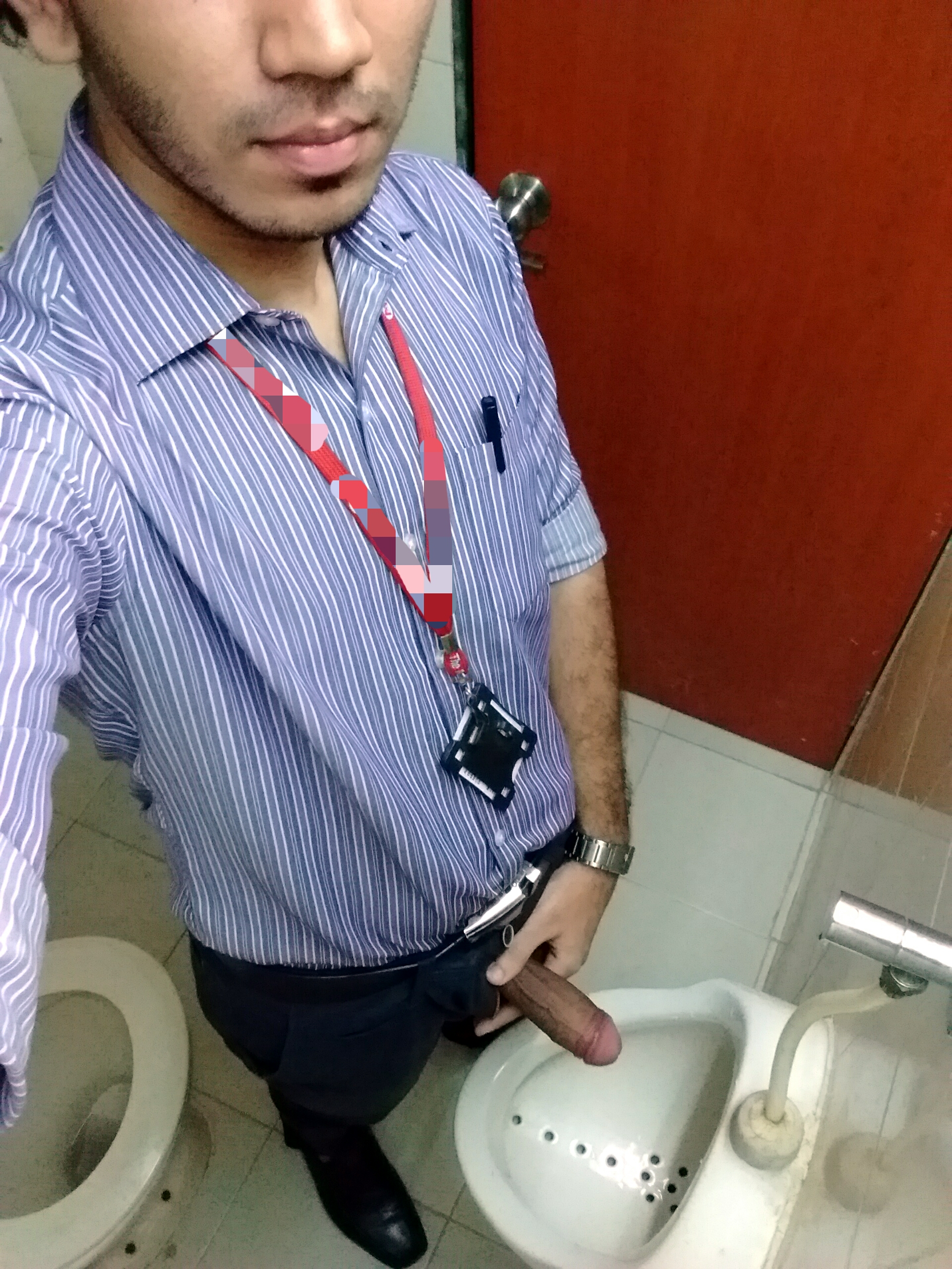 Horny Boys In The Office