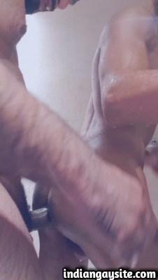 Indian gay sex video of hot hostel fuckers