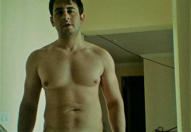 indische mans nudes