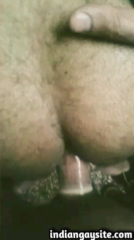 Desi gay sex video of a moaning bottom getting fucked hard by a horny dominating top