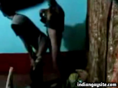 Gay sex video of horny desi twinks fucking at home