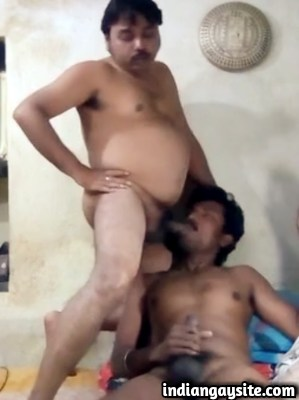 Nude desi mature man
