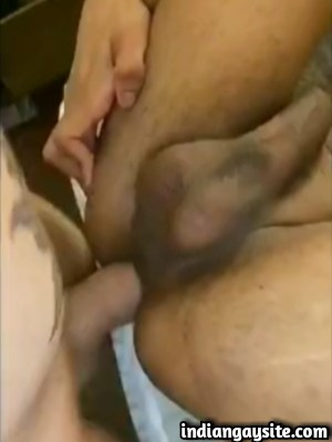Indian Gay Sex Video of Slutty Twink's Breeding