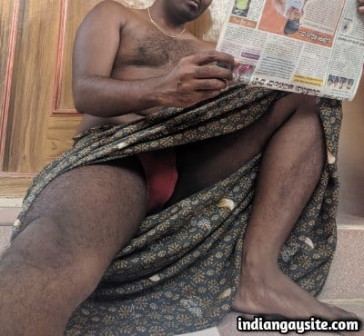 Desi Gay Sex Story of Experience with Neighbour
