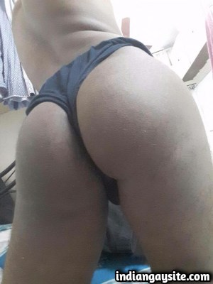 Naked Mallu Hunk Showing Hard Dick & Tight Ass Hole