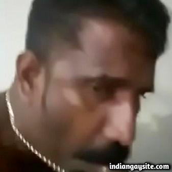 Desi Gay Blowjob Video of Hot Tamil Cock Sucker