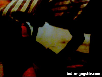 Desi Gay Blowjob Video of Stranger's Oral Service