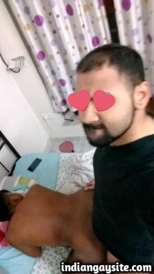 Desi Gay Sex Pics of Hot Mutual Rimming & Fucking