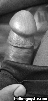 Lund Pics of a Big & Thick Hard Uncut Cock