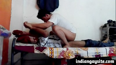 Slutty Bottom Rides a Cock in Indian Gay Sex Video