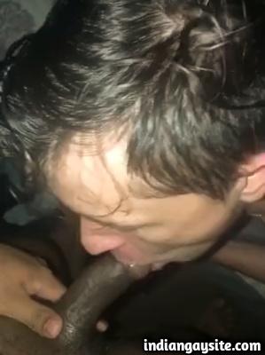 Indian Hunk Fucks White Bottom in Gay Sex Video