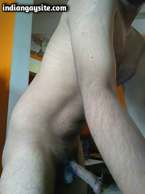 Indian Gay Porn feat. Sexy Naked Twink's Hot Body
