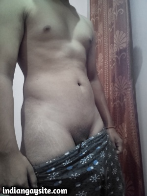 Naked Indian Hunk shows Hot Body in Jockstraps & Less