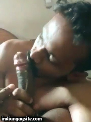 Desi Gay Blowjob Video of Wild Big Lund Sucker