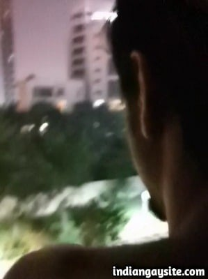 Indian Gay Sex Video of Wild Fuck in Balcony