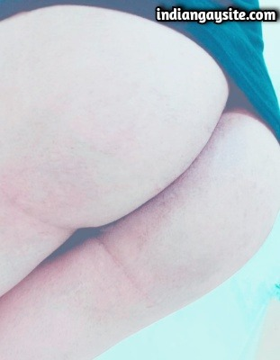 Slutty Indian Bottom Shows Sexy & Smooth Bare Ass