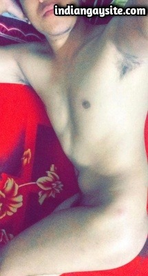 Naked Nepali Guy Shows Sexy Smooth Ass & Body