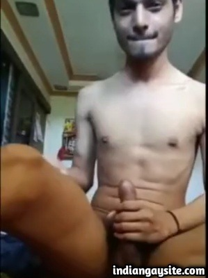 Big Desi Lund of Horny Naked Young Boy