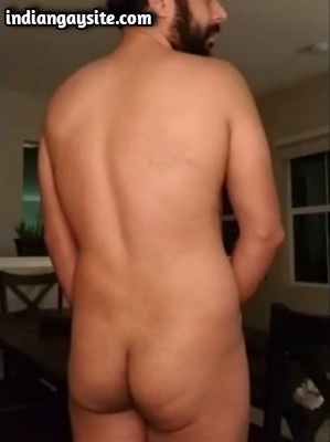 Gay Friend Porn of Hot Hunk Stripping Bare & Wanking