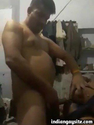 Punjabi Gay Video of Pehelwaan Fucking Twink Ass Raw