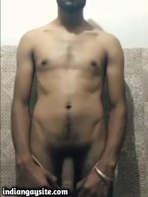 Xnxx Boy Video Shows Hot Naked Hunk's Lovely Body