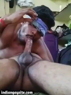 Gay cock sucker video of daddy's service