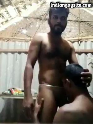 Tamil gay men smoking and sucking dick