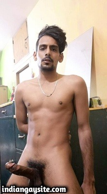 Huge dick gay photos of sexy Indian hunk