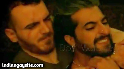 Gay movie sex scene of Akshay Oberoi