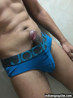 Desi big cock pics of sexy nude Indian stud