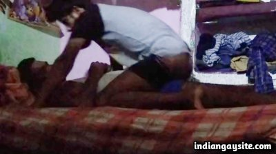 Gay seduction video of sleeping neighbour's cock ride