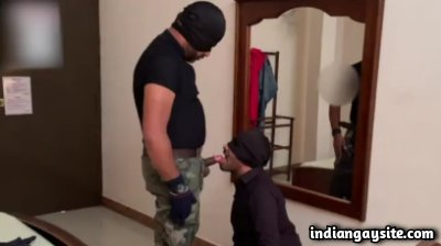 Indian homemade porn video of horny gay men sucking