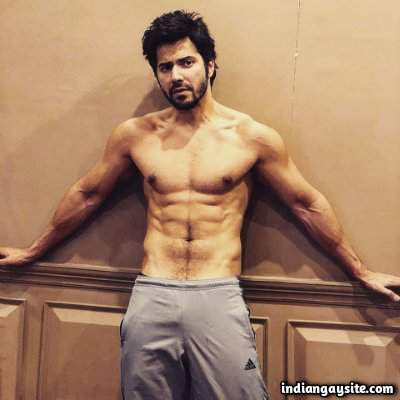 Gay fan fiction of wild times with sexy Varun