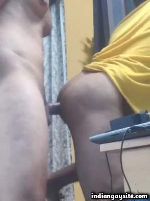 Gay romantic porn of horny young Indian guys